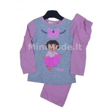 Pižama ilgomis rankovėmis Dora
