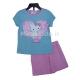 Pižama trumpomis rankovėmis Kitty